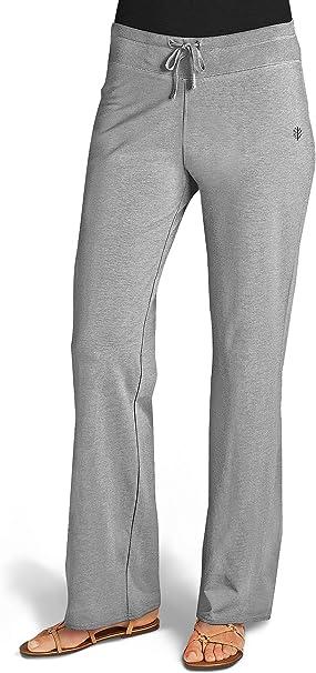 TALLA XXL. Coolibar Strand UPF 50 Plus - Pantalones de Fitness para Mujer