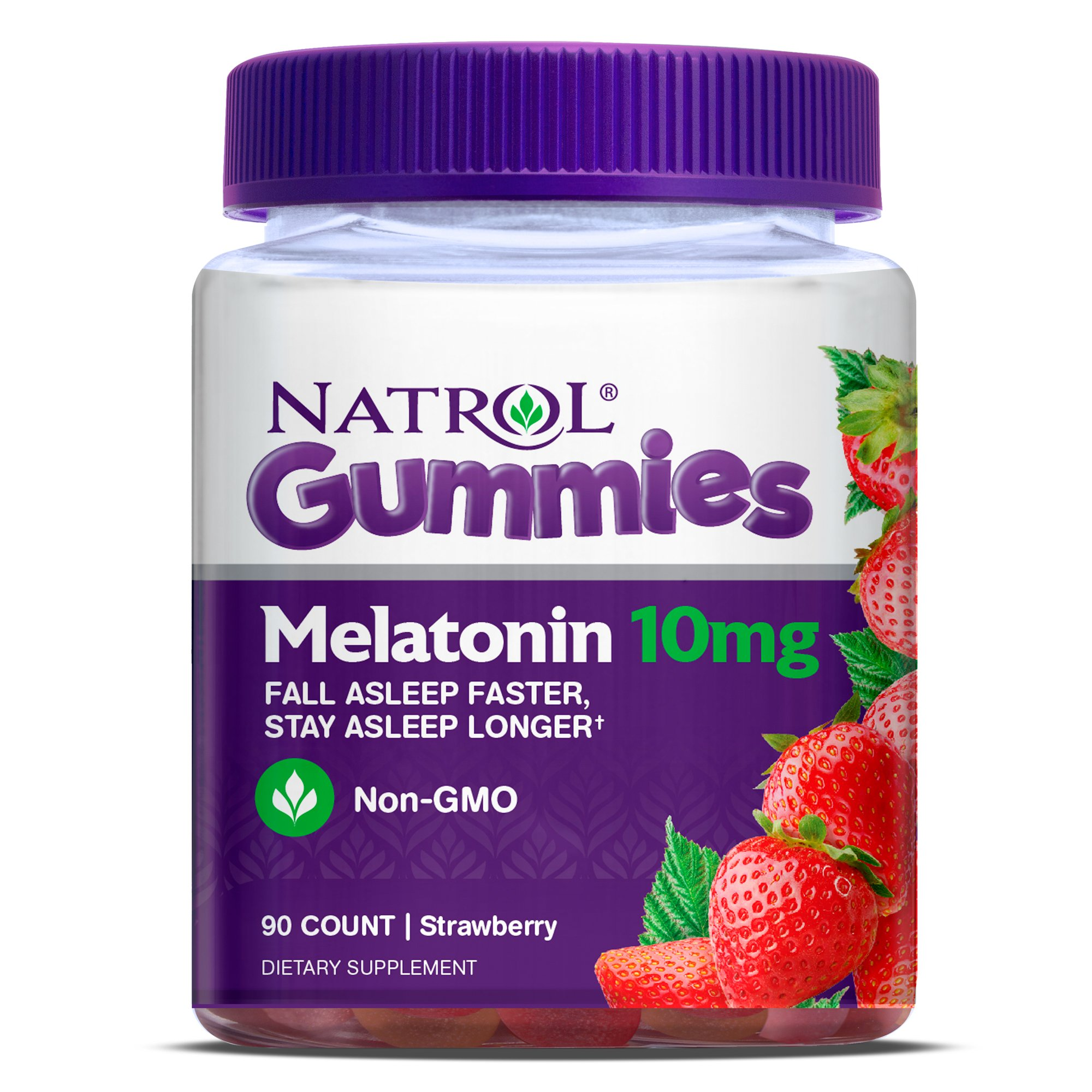 Natrol Melatonin 10Mg Gummy, 90 Count product image