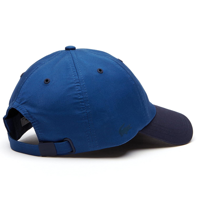 Lacoste - Gorra de béisbol - para Hombre Azul Marino/Dark Navy ...