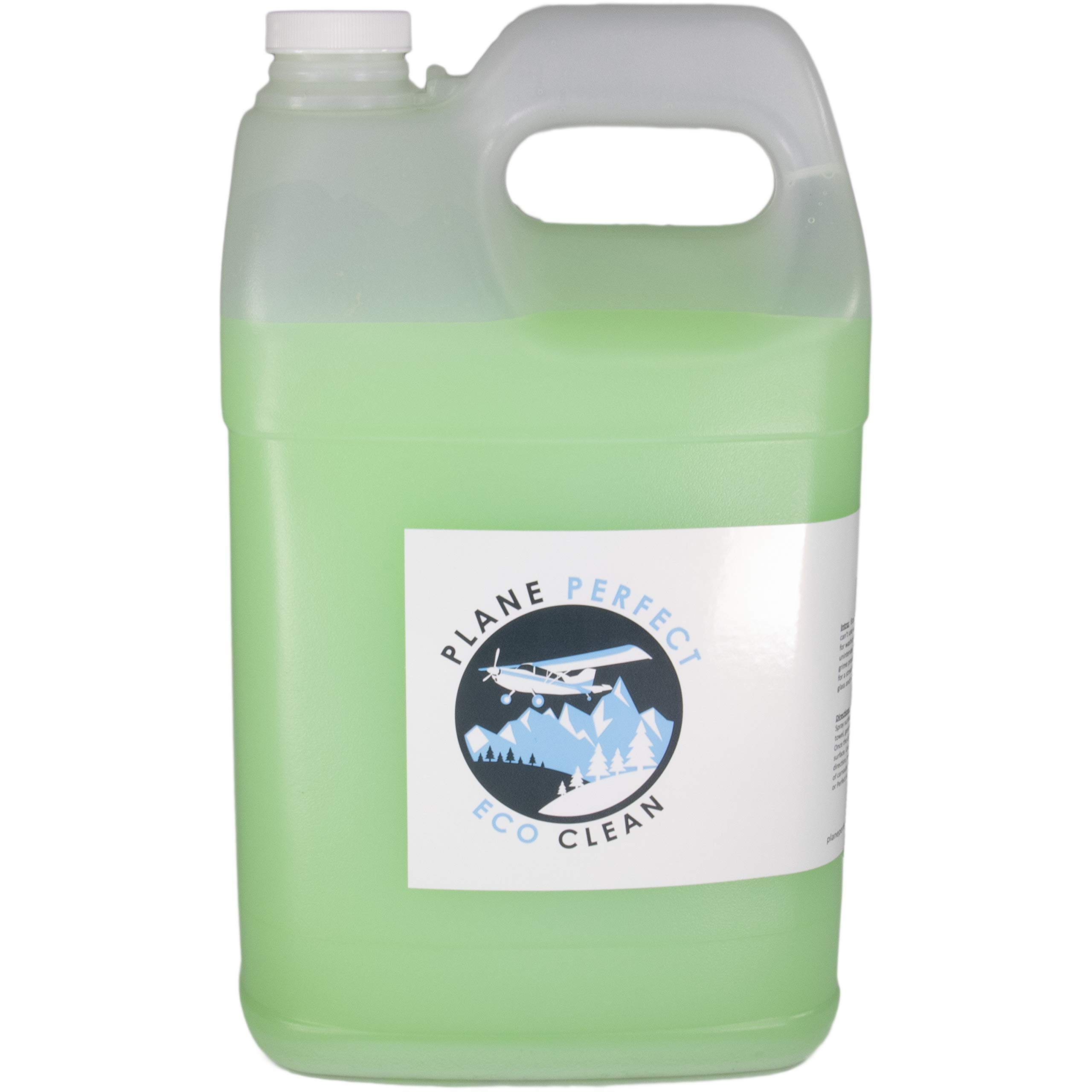 EcoClean - Waterless Airplane Cleaner (Gallon Refill)