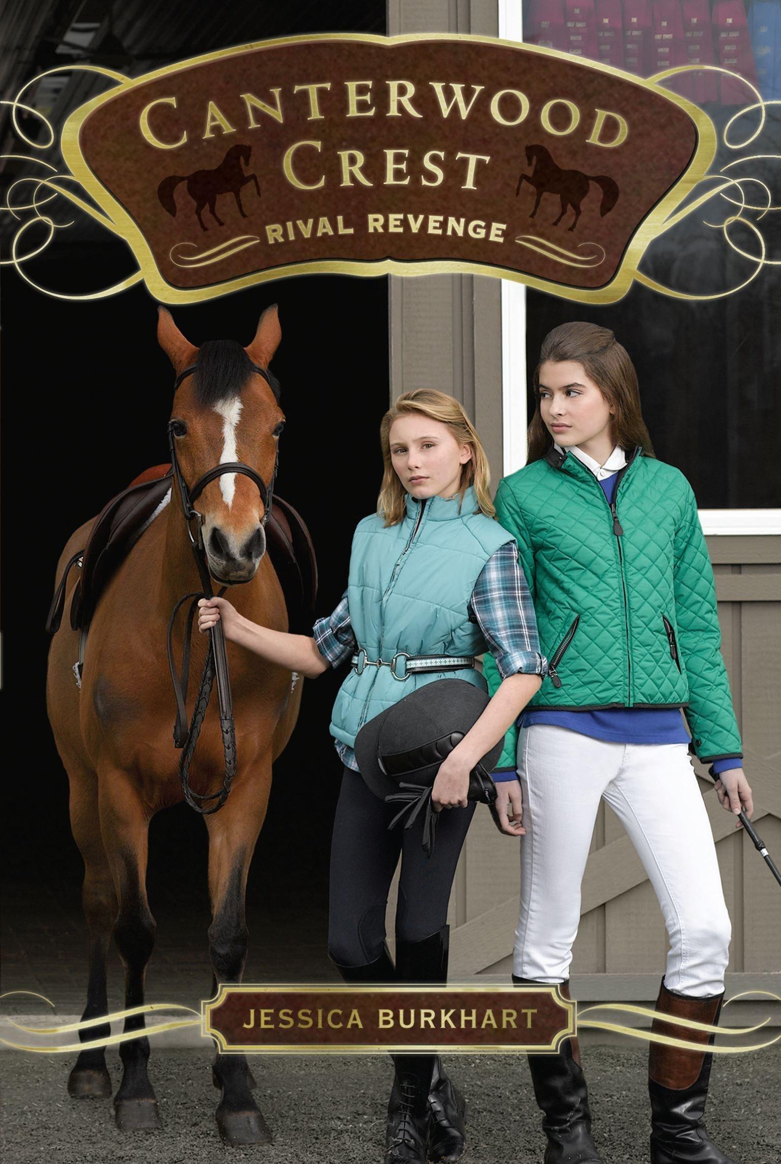 Download Rival Revenge (Canterwood Crest) pdf
