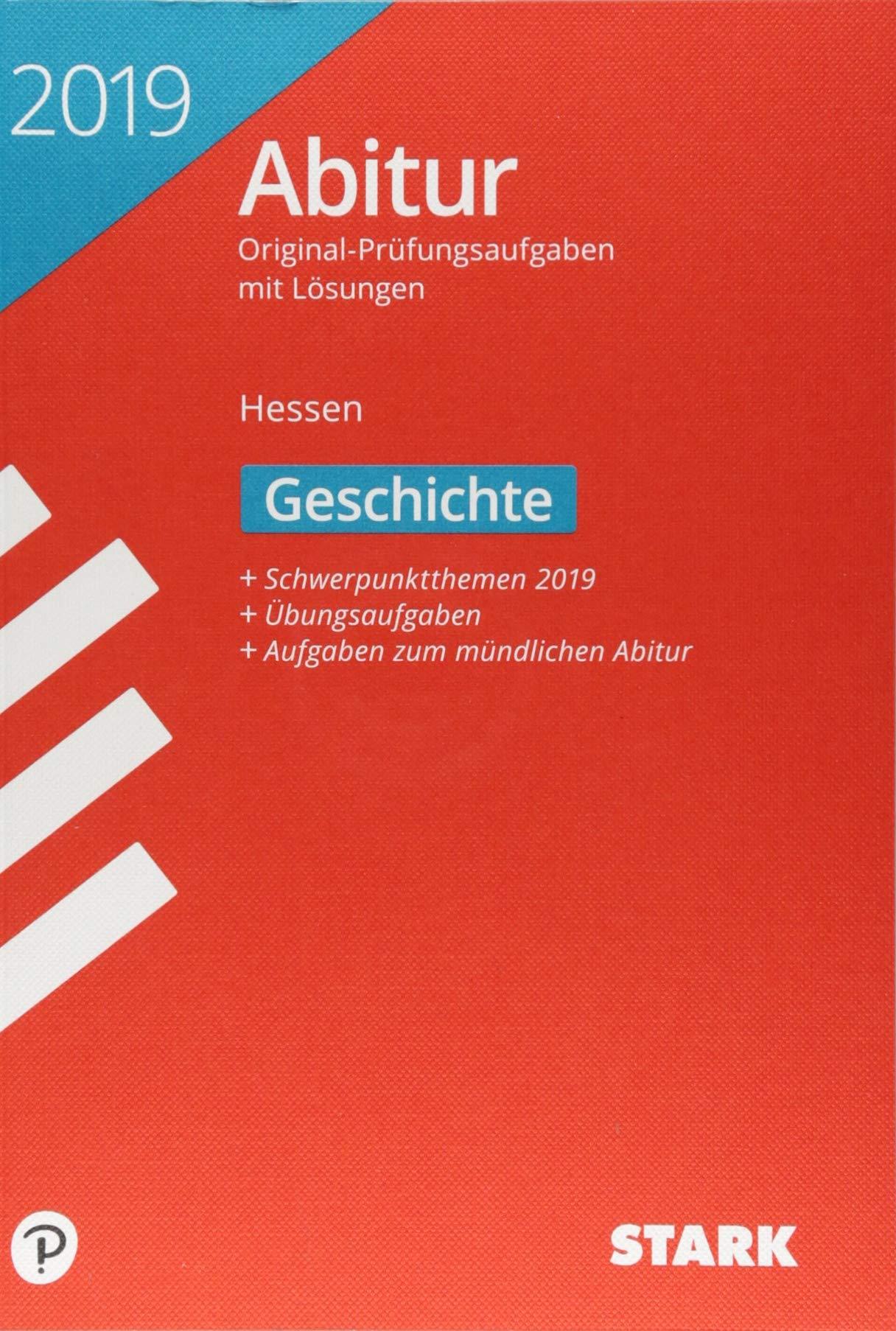 Abiturprüfung Hessen - Geschichte GK/LK