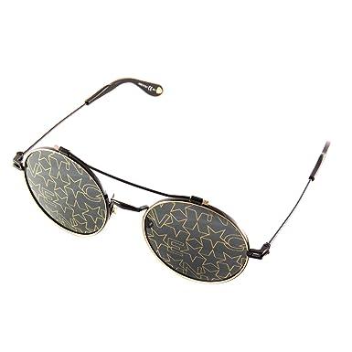 b18433949ef Givenchy GV7079 S 2M2 Black Gold GV7079 S Round Sunglasses Lens Category 3