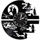 New Star Wars Darth Vader Clock Retro Wall Clock Home Office Decor Collect Gift
