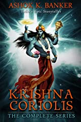 KRISHNA CORIOLIS: The Complete Series (The Immortal Story of Swayam Bhagwan Krishna Vasudeva, as first set down in Vyasa's Bhagvatham in the Harivamsa section of Mahabharata): Books 1 to 8 Complete Kindle Edition