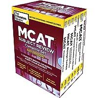 Princeton Review MCAT Subject Review Complete Box Set, 3rd Edition (Graduate School Test Preparation)