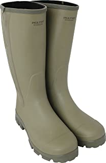 Jack Pyke Countryman (Side Zip) Wellington Wellie Boots (3mm Neoprene Lining)-9 by Jack Pyke rUJc6wN14