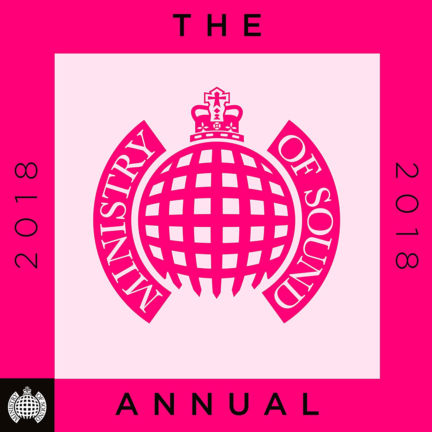 ministry of sound the annual 2018 asda