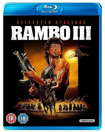 Amazon com: Rambo Part III [Blu-ray] [2018]: Movies & TV