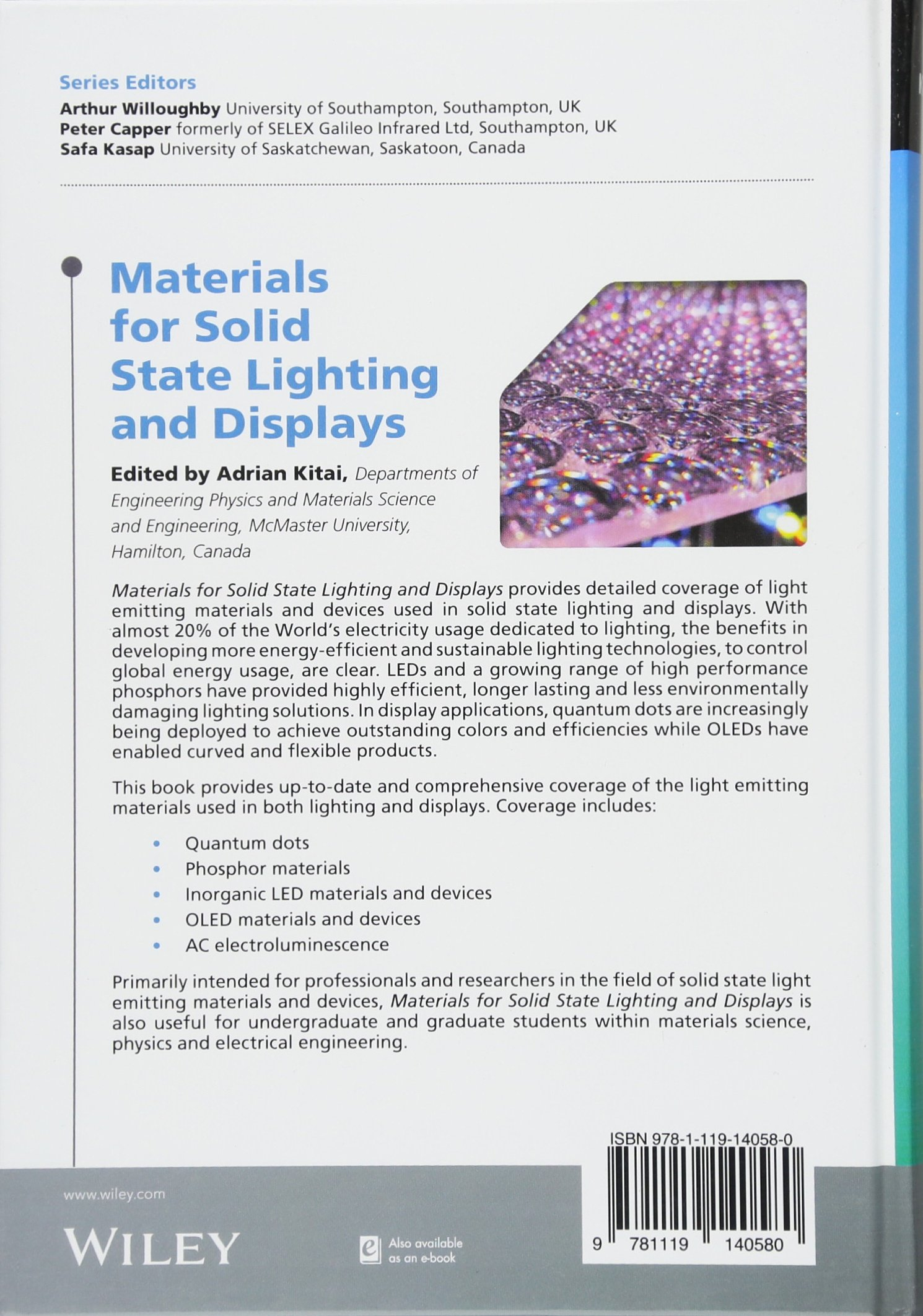 amazon materials for solid state lighting and displays wiley