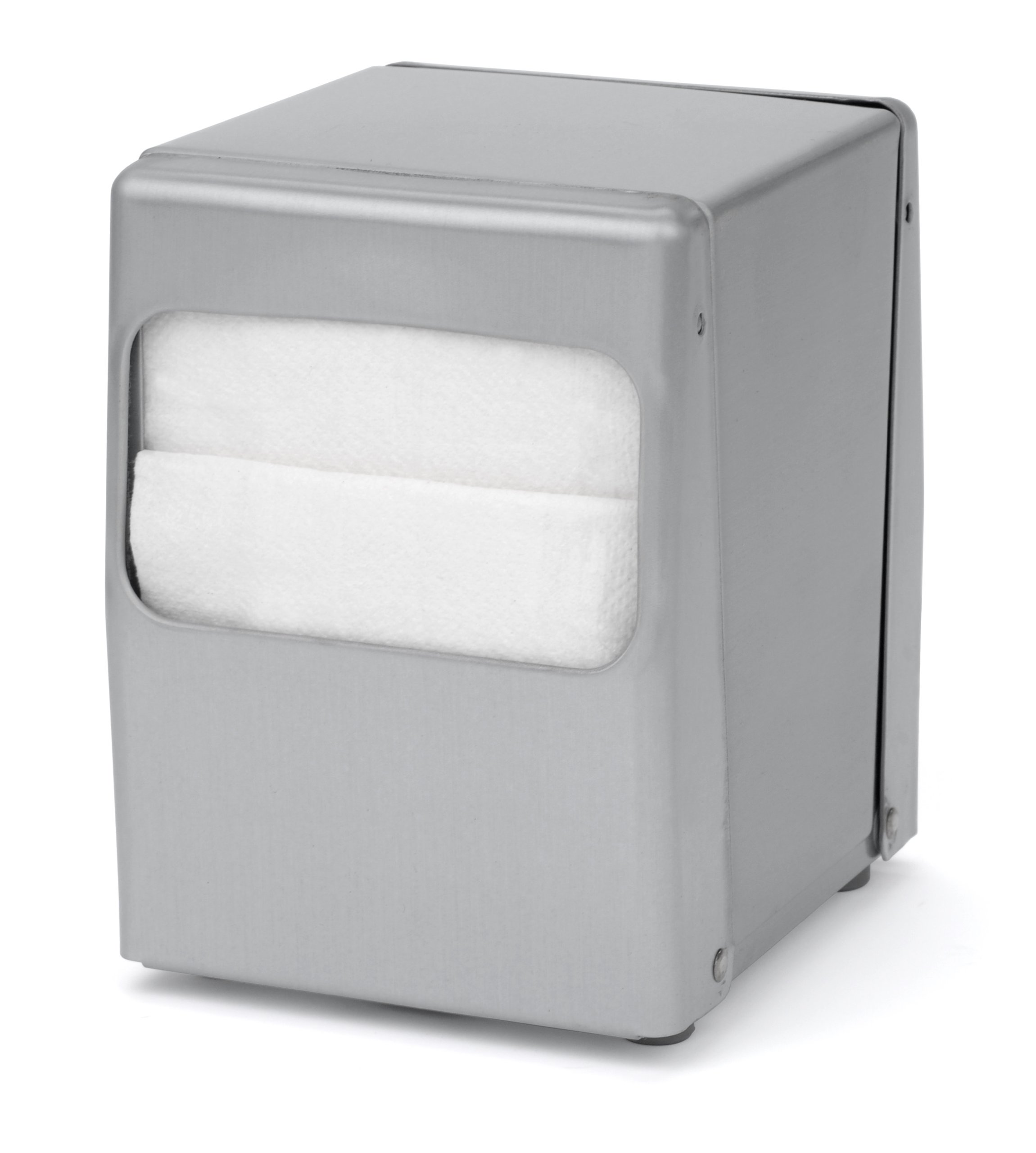Palmer Fixture ND0045-13 Table Top Low Fold Napkin Dispenser by Palmer Fixture