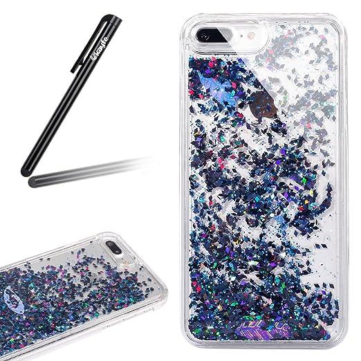 2 opinioni per Copertura dura per la iPhone 7/8 plus,Ukayfe Modello Custodia Case Cover Rigida