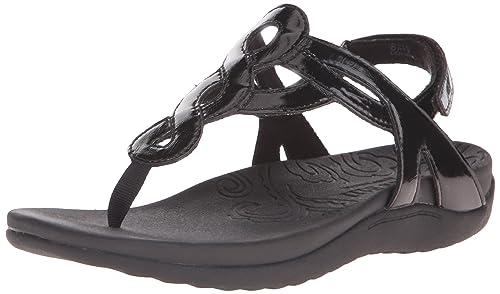 df0d7326b45 Cobb Hill Rockport Women's Ramona-CH Flat Sandal: Amazon.ca: Shoes ...