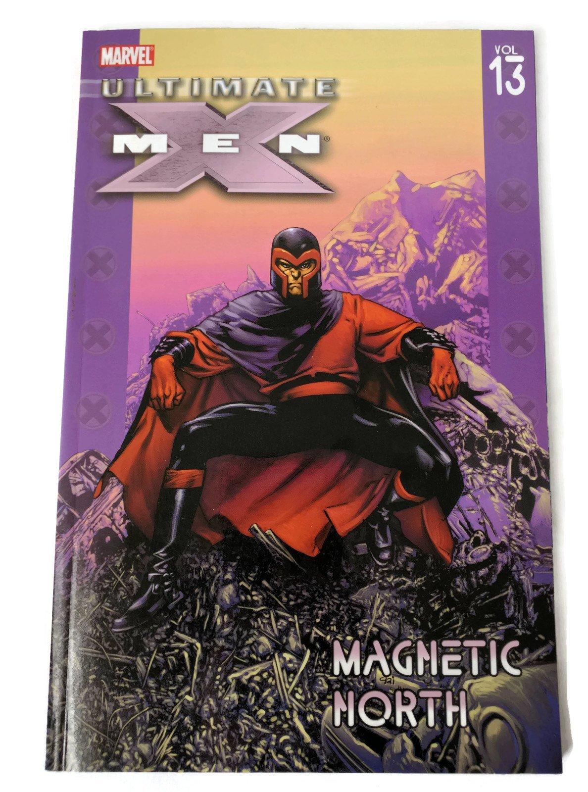 ultimate x men 13 book series