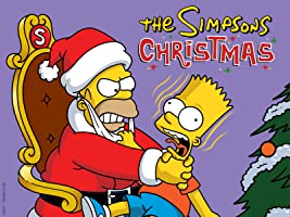 The Simpsons Christmas Season 1
