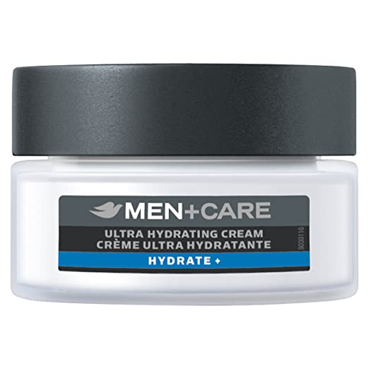 Dove Men + Care Cream, Hydrate Plus Ultra Hydrating - 1.69 oz