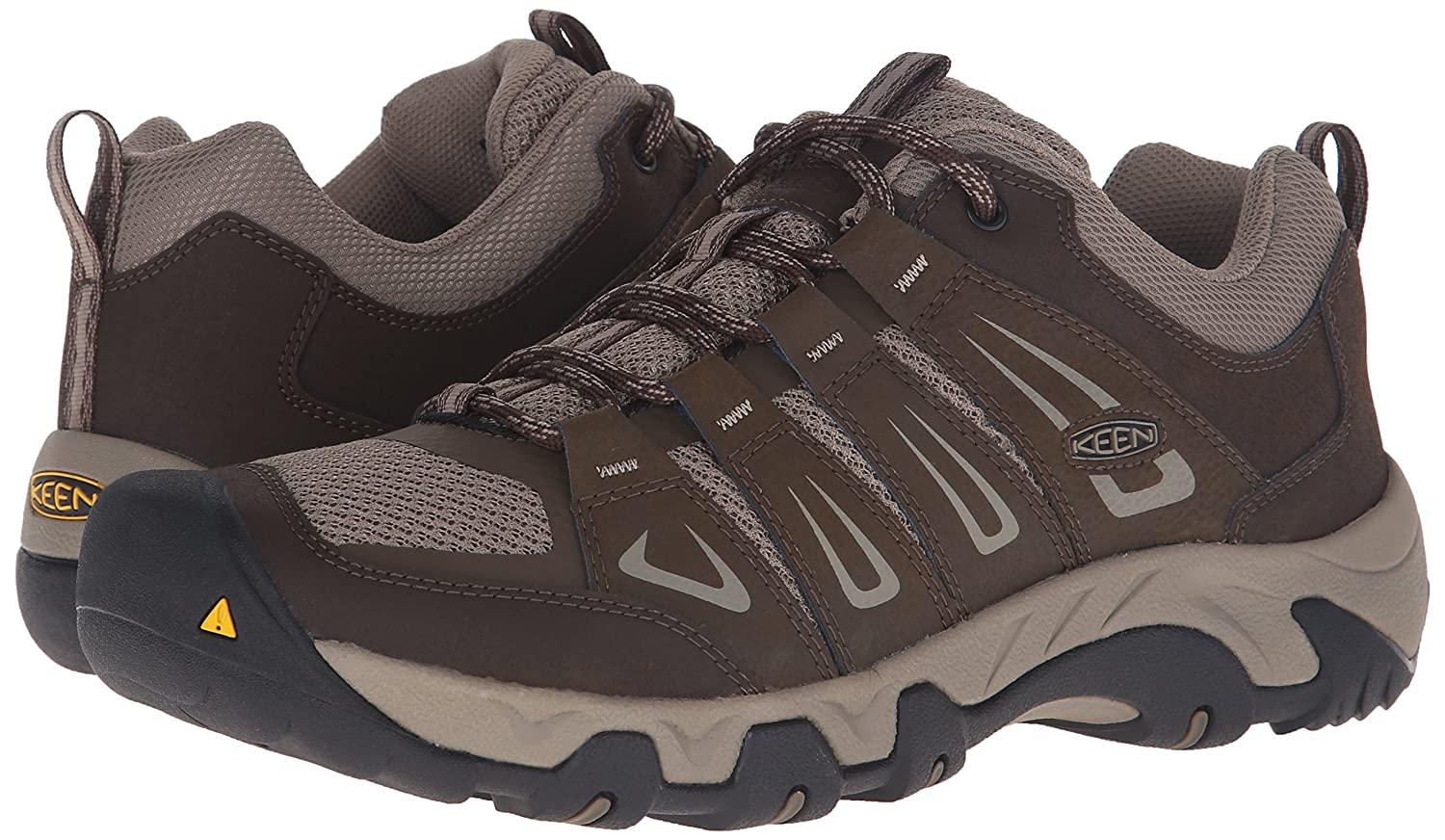 4ede4822f021 KEEN Men s Oakridge Hiking Shoes  Amazon.ca  Shoes   Handbags