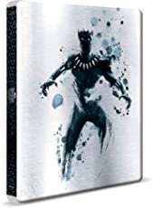 Pantera Negra (Steelbook)  (Blu-ray + DVD)