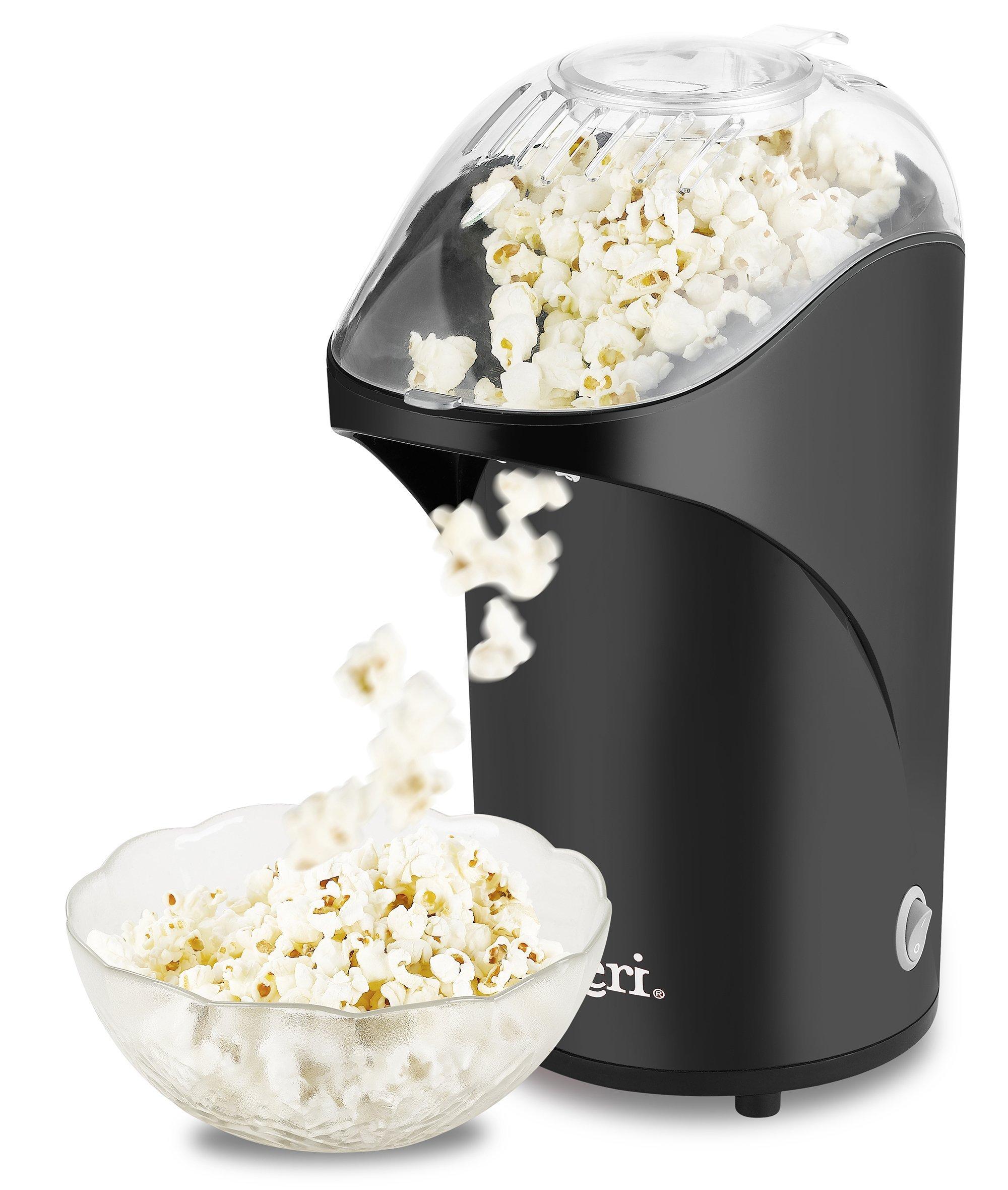 Ozeri OZP1-B2 Movietime II 26 Cup Healthy Popcorn Maker, One Size, Black