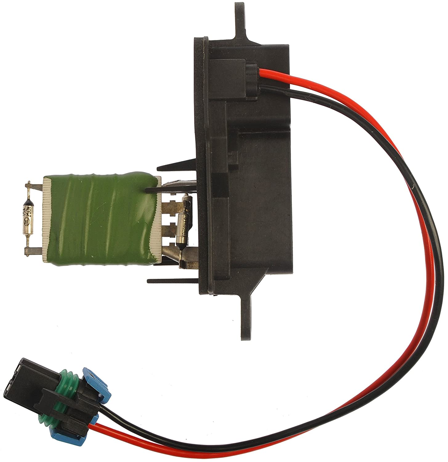 Dorman 973 007 Blower Motor Resistor For Chevrolet Gmc The And Wiring To Components Techoice Dor973007