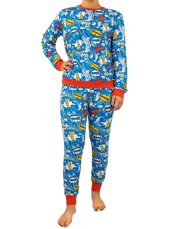Ping Pop Womens Villanelle Pyjamas