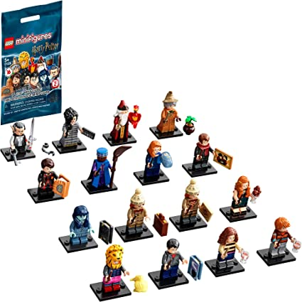 New Lego Harry Potter Minifigures Series 2 71028 Kingsley Shacklebolt