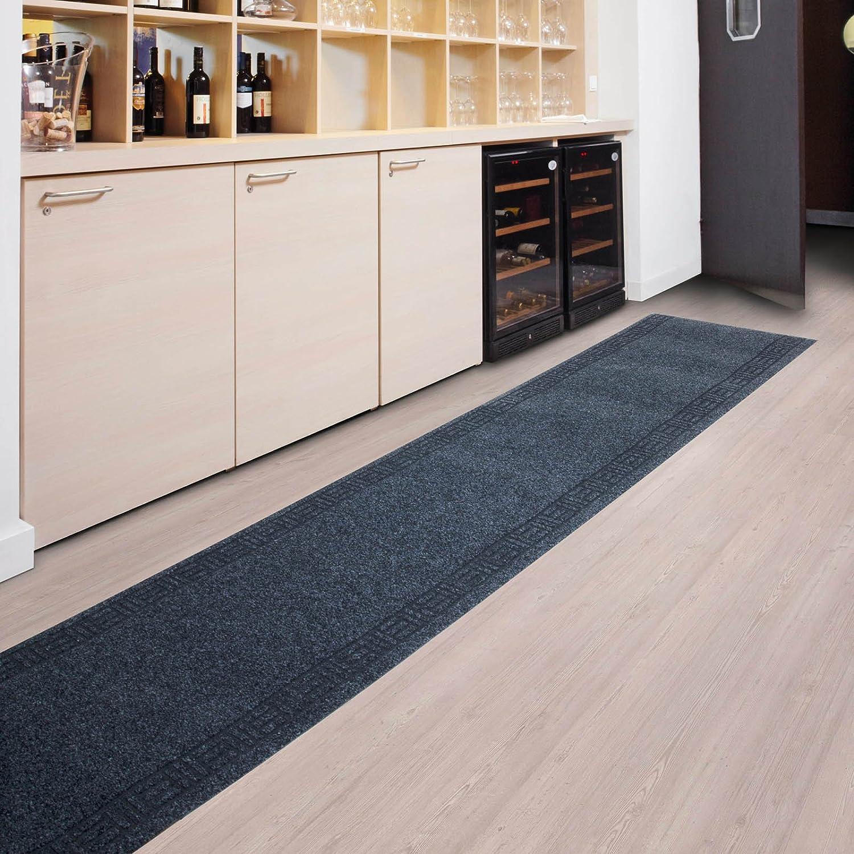 Floori Tapis Pour Cuisine Anthracite 9 Tailles Disponibles 66 X