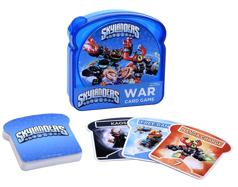 Skylanders War Card Game In Sandwich Container