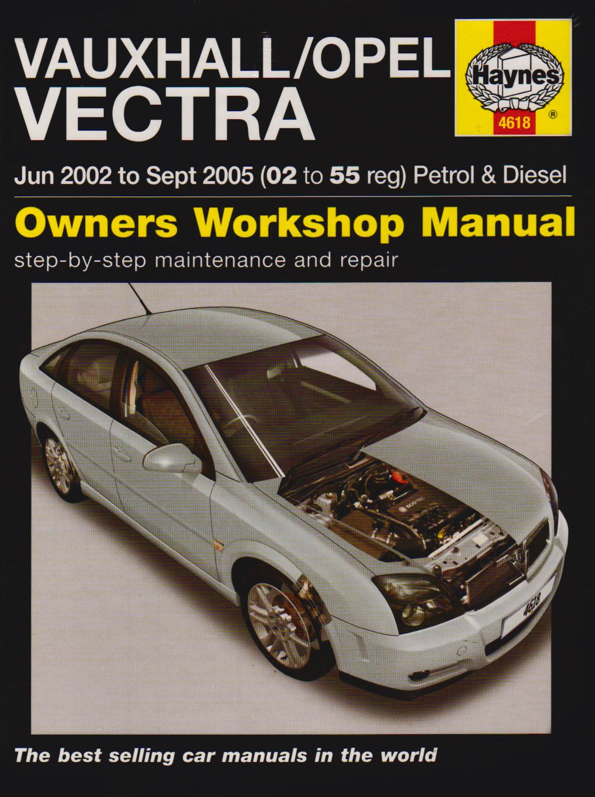Vauxhall/Opel Vectra Petrol and Diesel Service and Repair Manual: 2002-2005  (Service & repair manuals): Amazon.co.uk: John S. Mead: 9781844256181: Books
