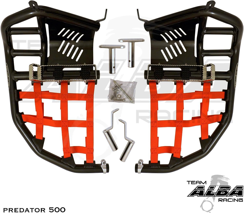 Tusk ATV Aluminum Front Bumper Polaris Predator 500 2003-2007