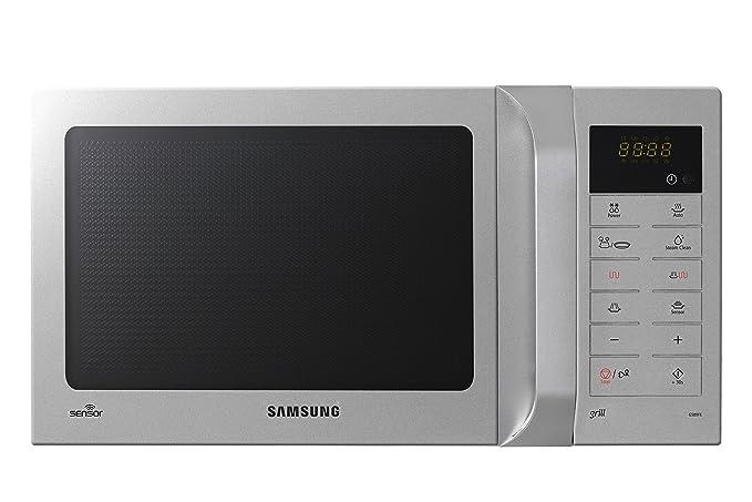 Samsung GS89FE-SS, Plata, 15000 g, 489 x 390 x 275 mm: Amazon.es