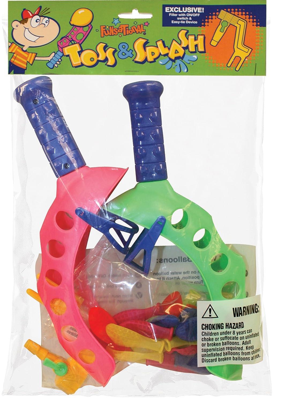 Pioneer National Latex Toss and Splash Kit, Neon 30364
