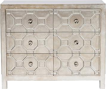 Kare Design Kommode Alhambra, TV Lowboard mit 4 Schubladen ...