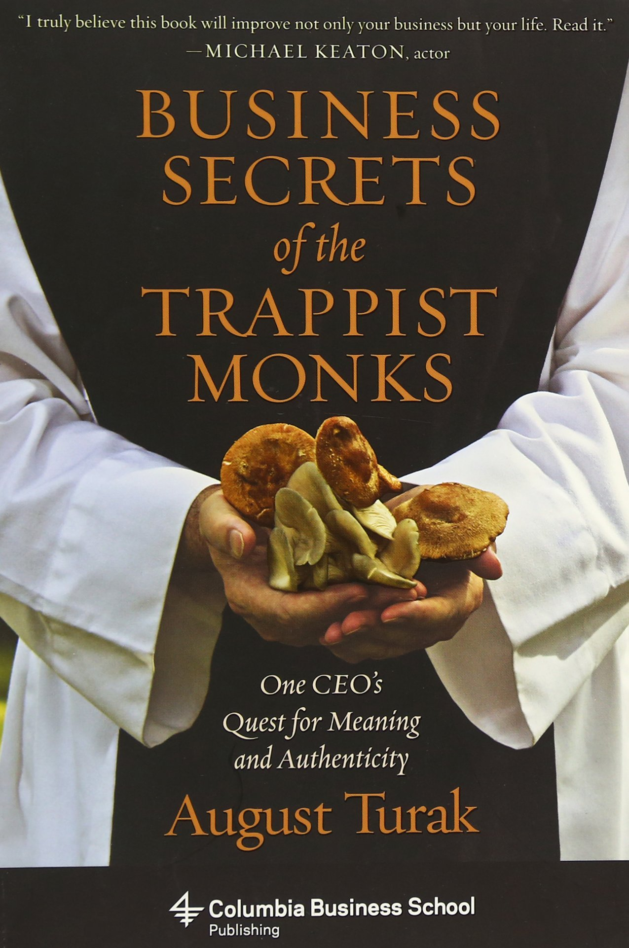 Image result for business secrets of the trappist monks