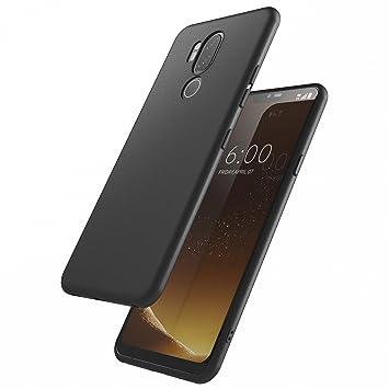 Sameants LG G7 Funda Case, Ultra Slim TPU Teléfono Móvil ...