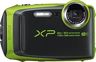 fujifilm xp120 waterproof camera