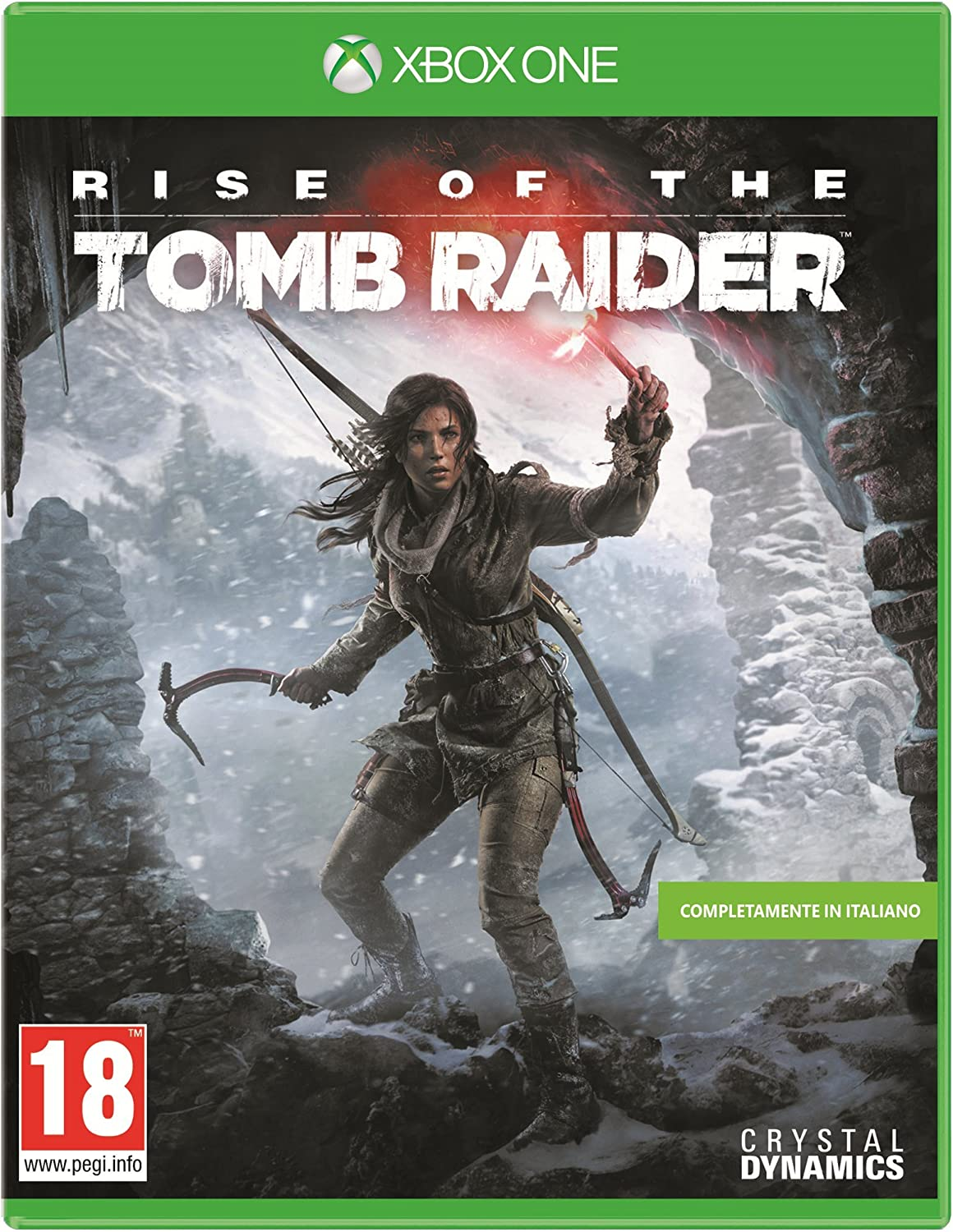 Tomb Raider: Rise of the