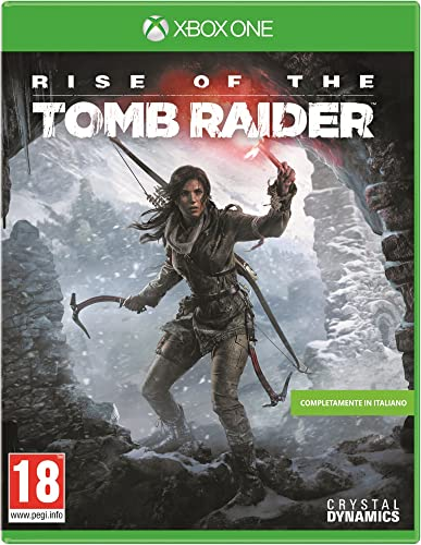 Tomb Raider: Rise of the: Amazon.es: Videojuegos