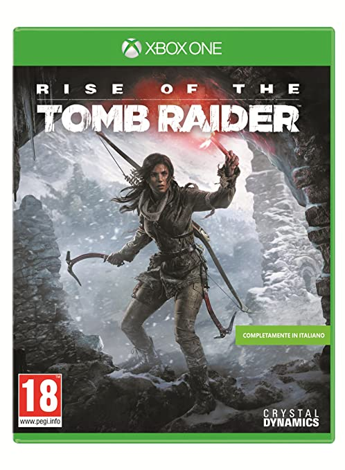 89 opinioni per Rise of the Tomb Raider- Xbox One