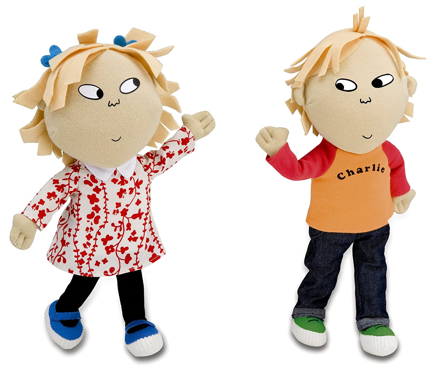 Lovely Kids Preferred Talking Poseable Charlie And Lola Set: Amazon.co.uk: Toys U0026  Games Part 25