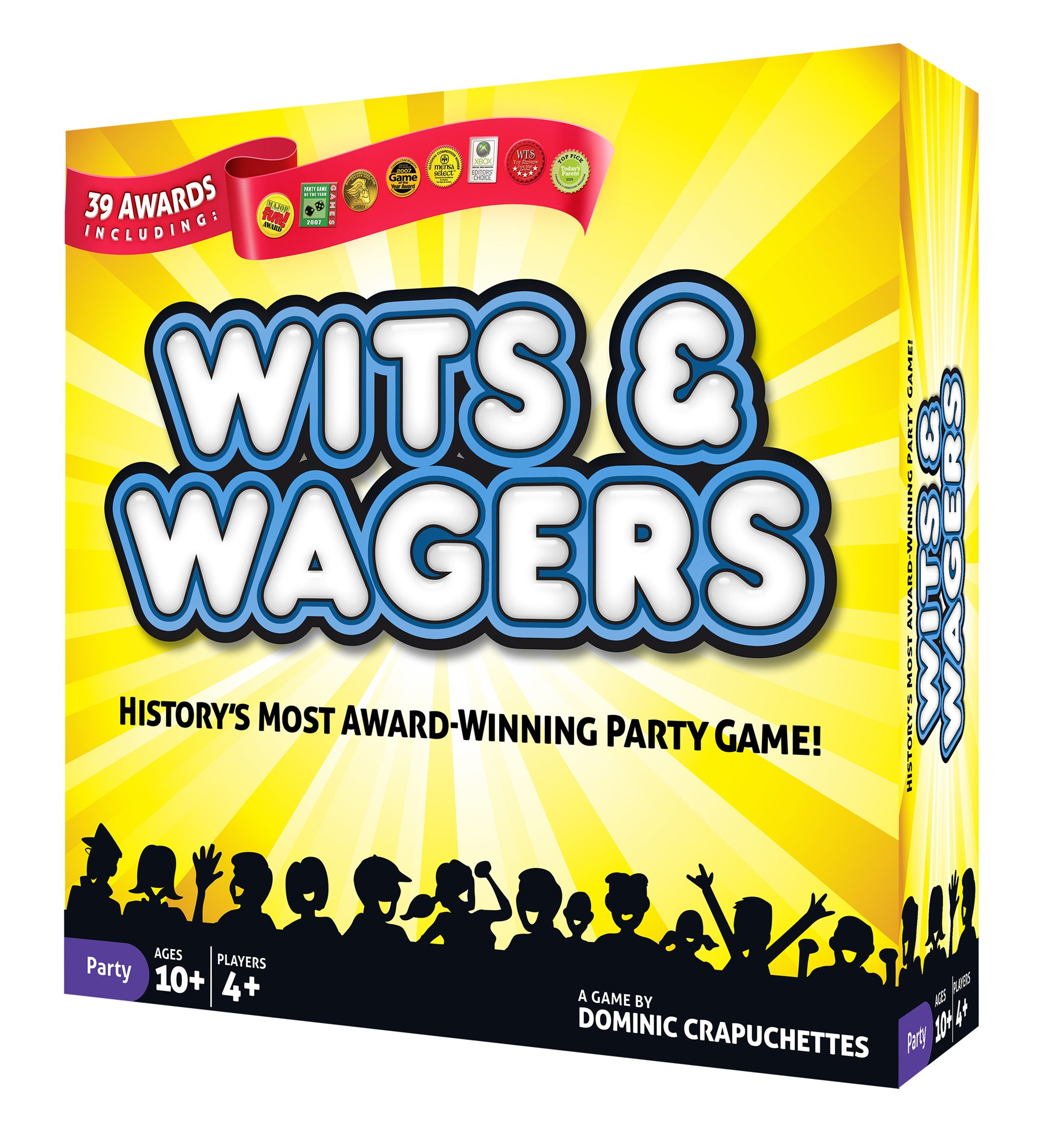 Wits & Wagers Deluxe by North Star Games (Image #3)