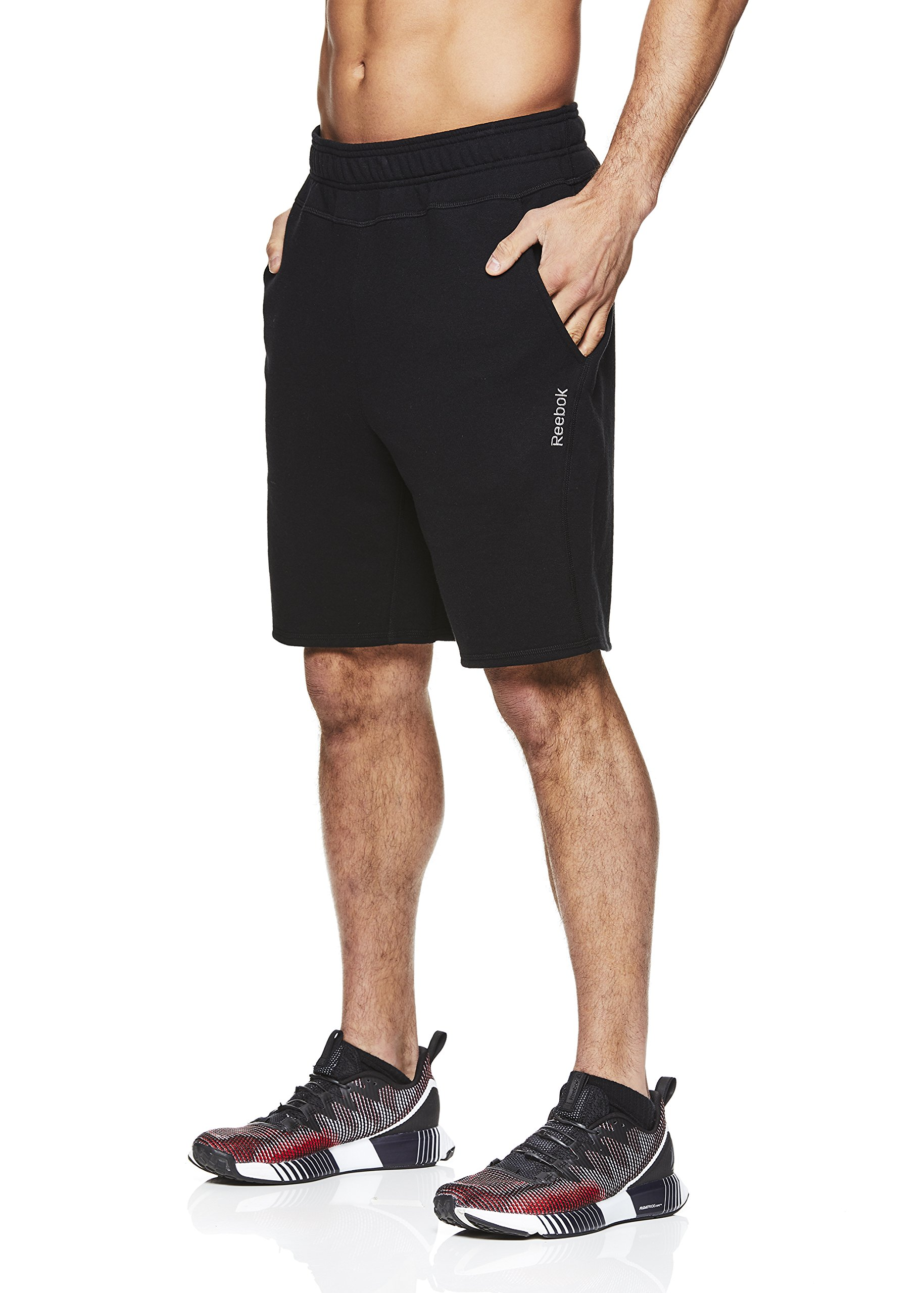 Reebok Wallace Shorts, Black, Extra Large