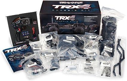 TRAXXAS TRX-4 KIT A MONTAR