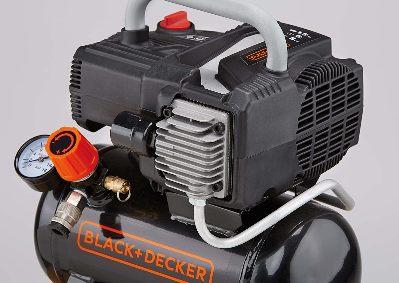 Black+Decker NKBB304BND308 Druckluft-Kompressor