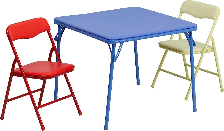 - Amazon.com: Flash Furniture JB-10-CARD-GG Kids Colorful 3 Piece