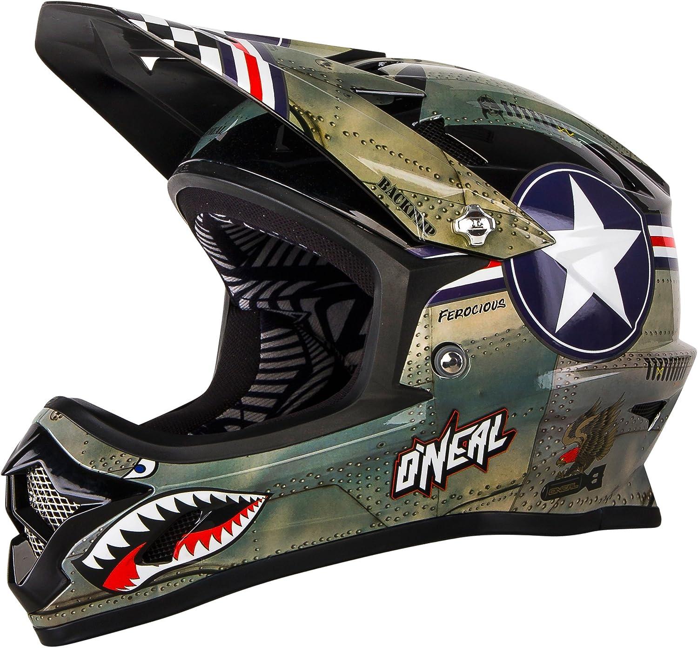ONeal Backflip Fidlock Dh Helmet Rl2 Wingman Casco Bicicleta ...