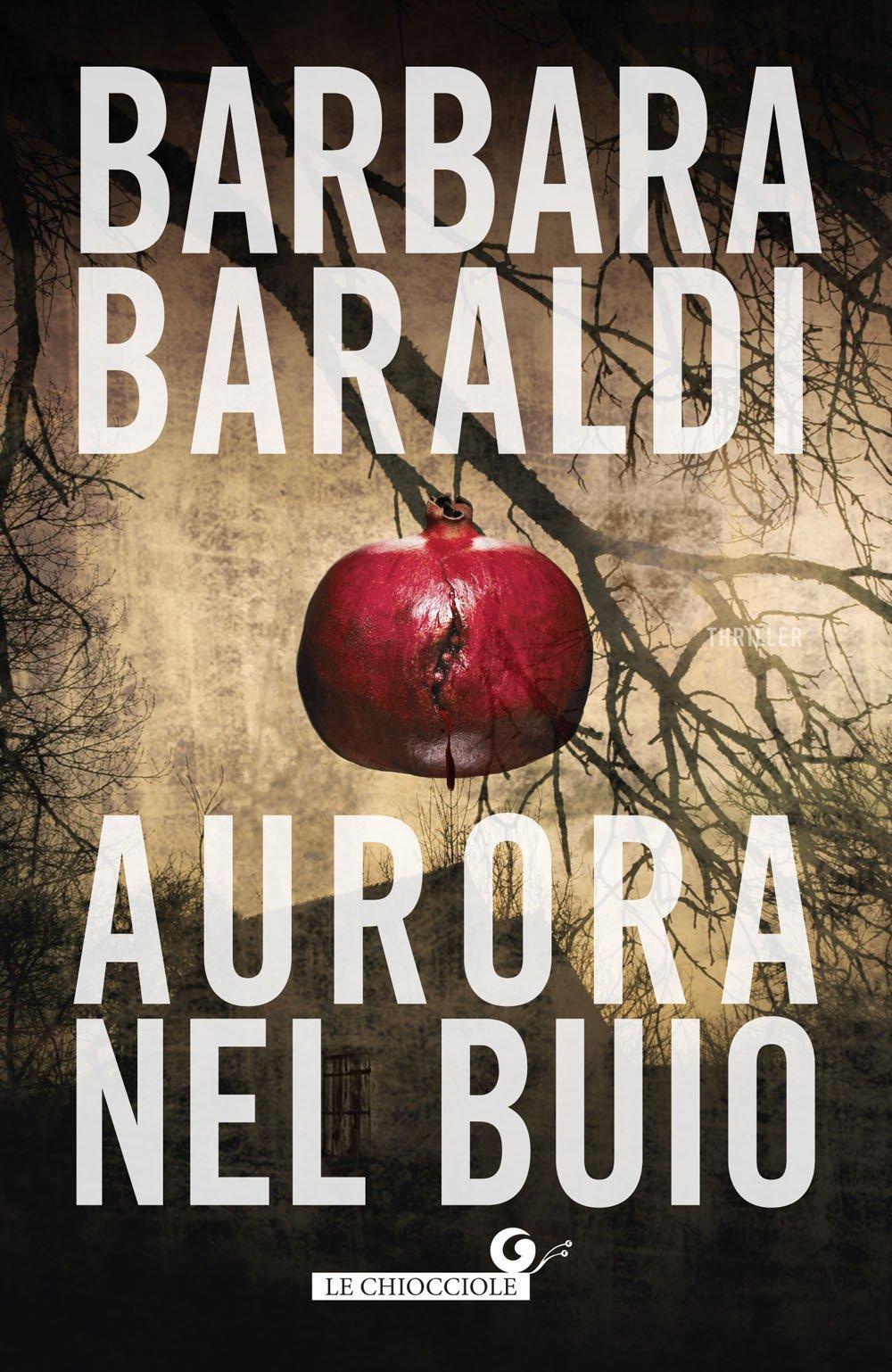 Cover: Barbara Baraldi Aurora nel buio