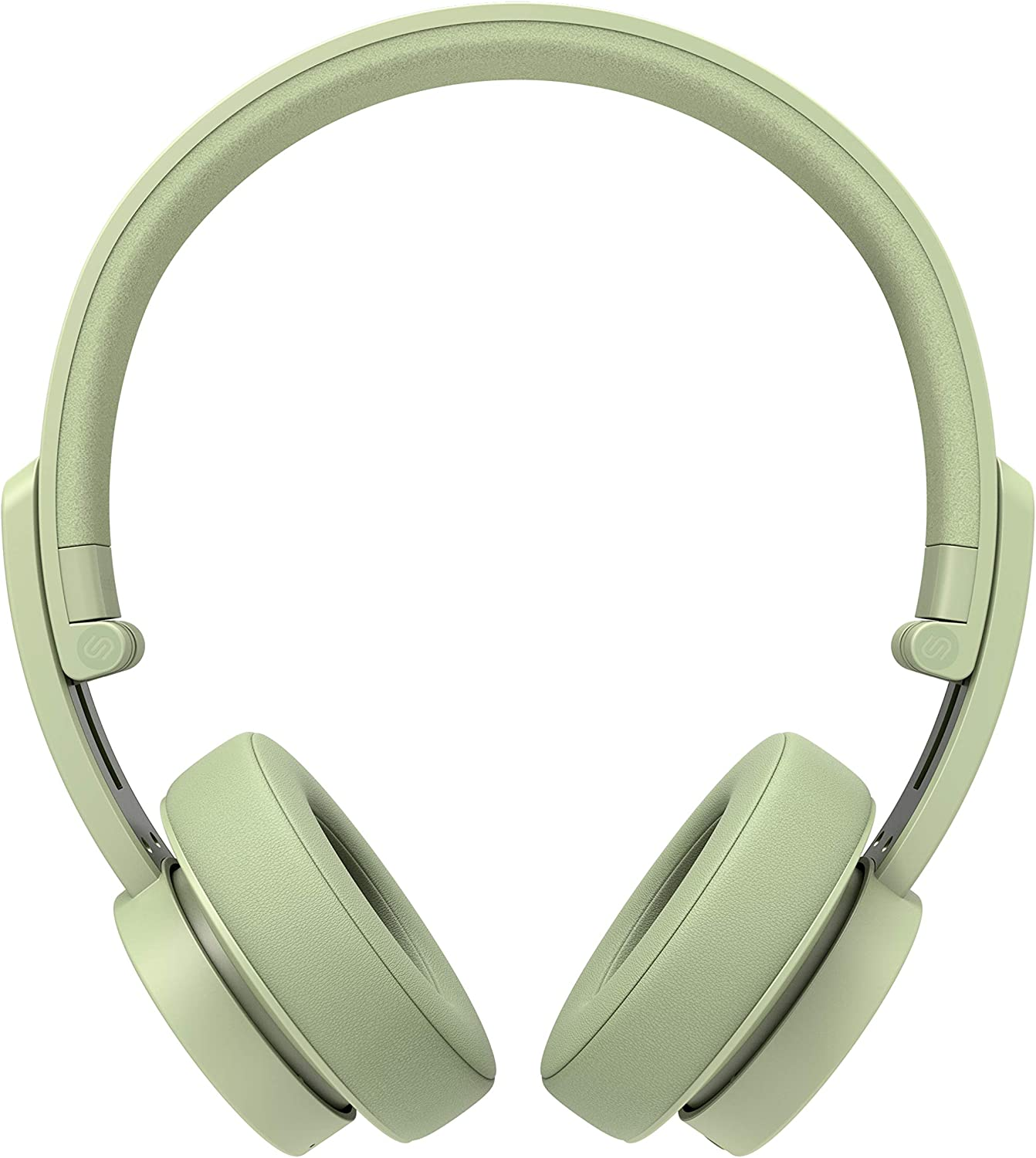 Urbanista Detroit Bluetooth On Ear Headphones, Up to 12 Hours Play Time, Call-Handling with Microphone - Spring Green