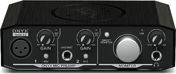 Mackie Audio Interface