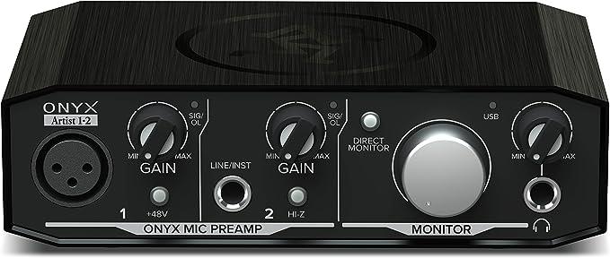 Mackie Audio Interface (Onyx Artist 1-2)